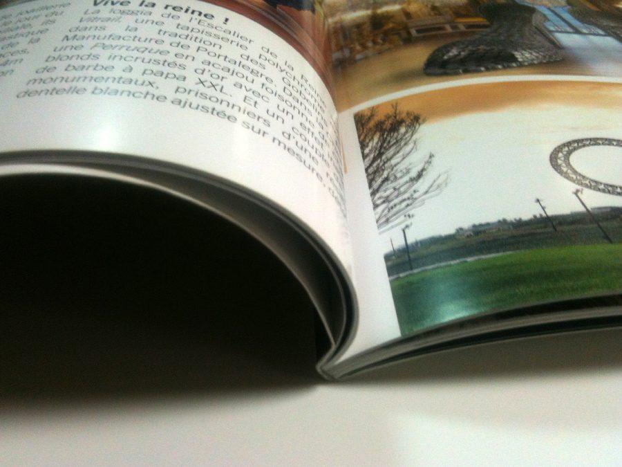 Brochures, Magazines